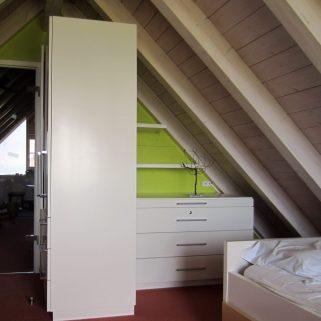 moderne Schlafzimmereinrichtung