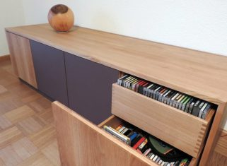 Sideboard passend zum Wohnzimmerschrank