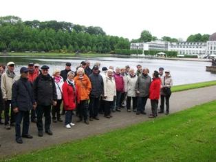 26. Mai 2013 Wanderung im Bremer Bürgerpark und Stadtwald