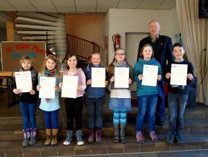 Lesegruppe Paul-Gerhard-Schule