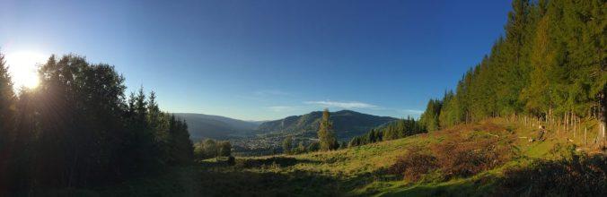 Blick ins Vestre Gausdal