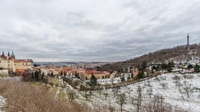 Aussicht vom Kloster