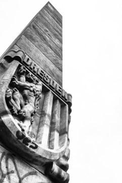 Der Obelisk von Kaditz