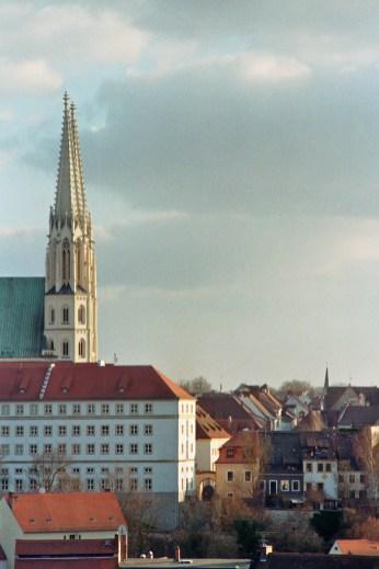 Görlitzer Altstadt.