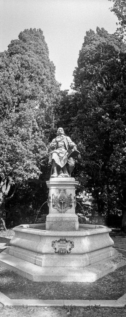 Böhme-Denkmal.