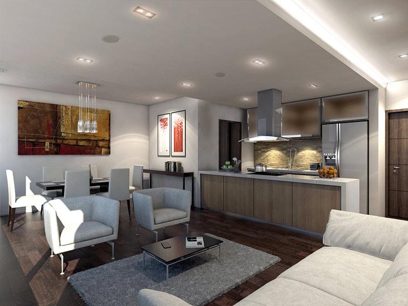 Herausforderung: 1-Zimmer-Wohnung einrichten