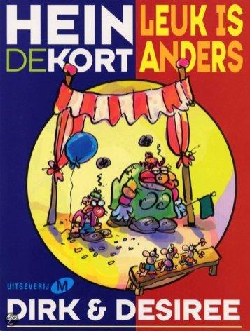 HEIN DE KORT COVER