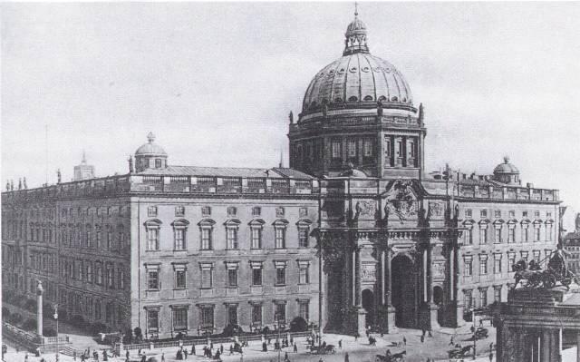 Berliner Stadtschloss