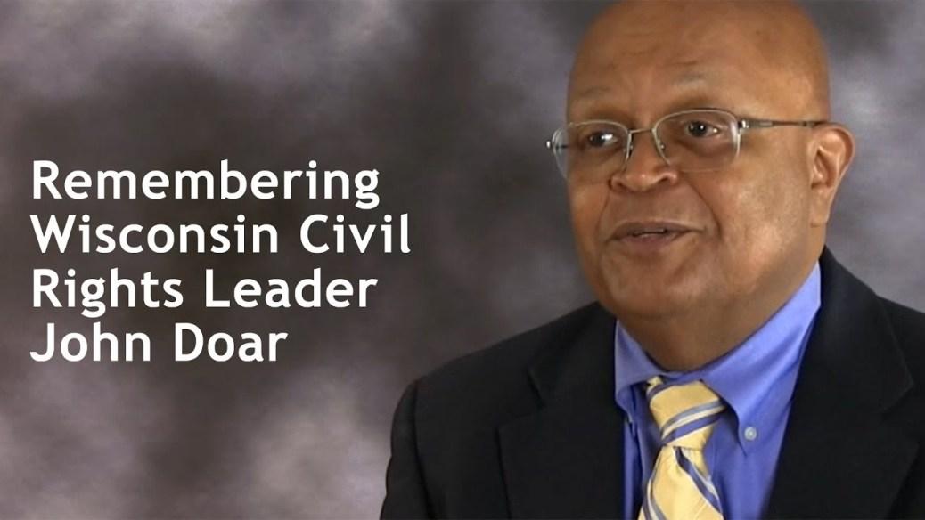 yt 9458 Remembering Wisconsin Civil Rights Leader John Doar - Remembering Wisconsin Civil Rights Leader John Doar