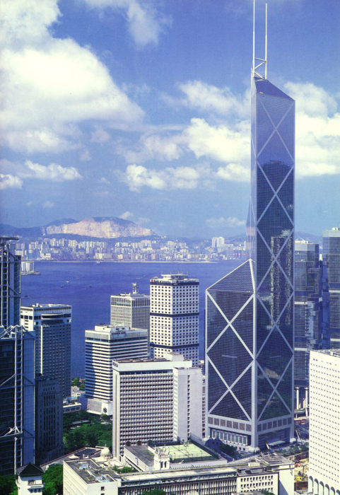 Bank Of China Tower Heintges