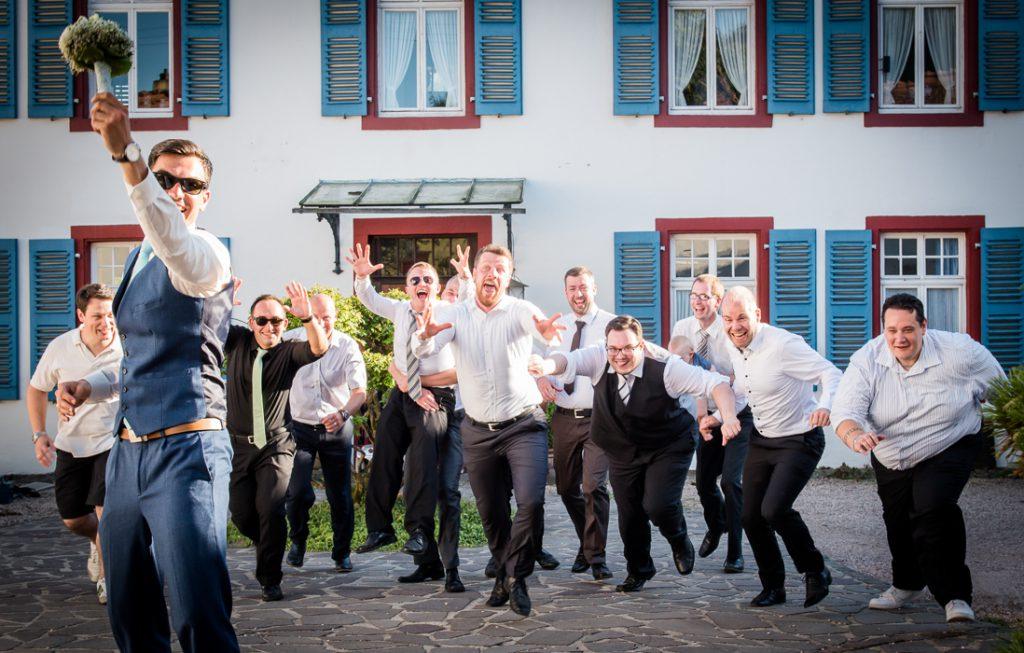 Hochzeitsbilder aus Blieskastel Saarland Annahof  Orangerie