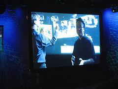 """Link zum Video """"Remapping the Universe"""" von der TED"""