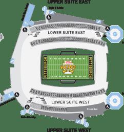 heinz field suites seating chart [ 959 x 821 Pixel ]