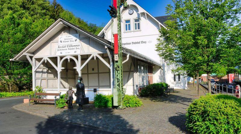 Radtour Sieg – Lahn – Rhein Teil 4