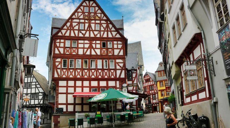 Radtour Sieg – Lahn – Rhein Teil 8