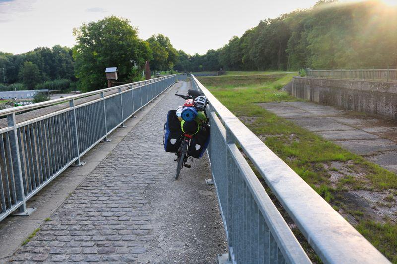 Radtour durch Deutschland Teil 1