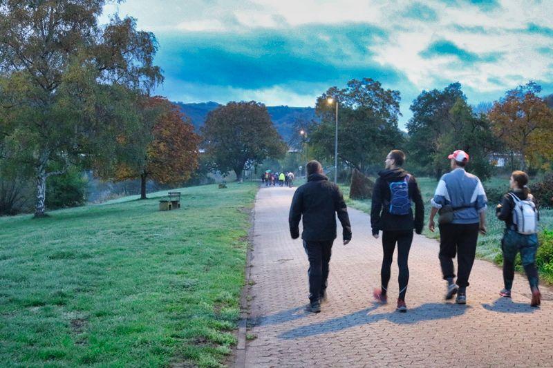 IVV-Geführte Wanderung 42 km