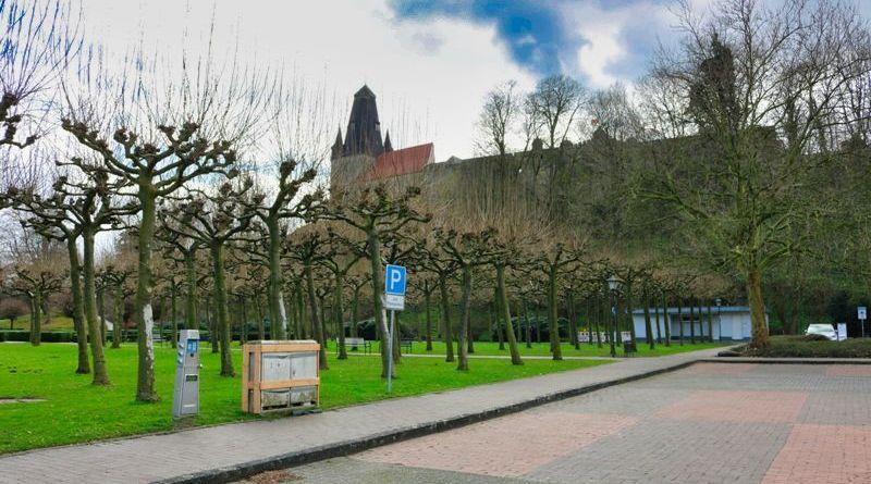 Wanderung um den Kurpark Bentheim