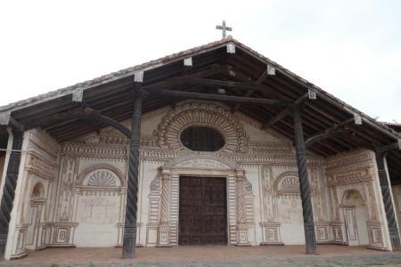 San Javier erbaut 1750