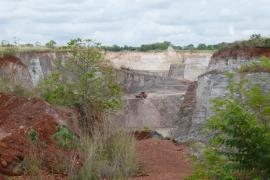 Mineralabbau