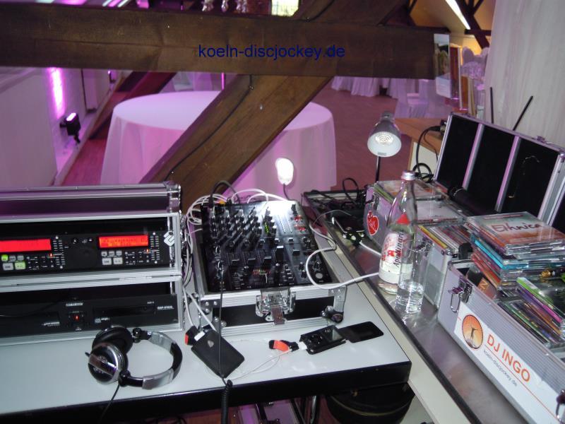 Heirat Hochzeit Koeln Bonn Eifel Bergisches Land NRW DJ Discjockey