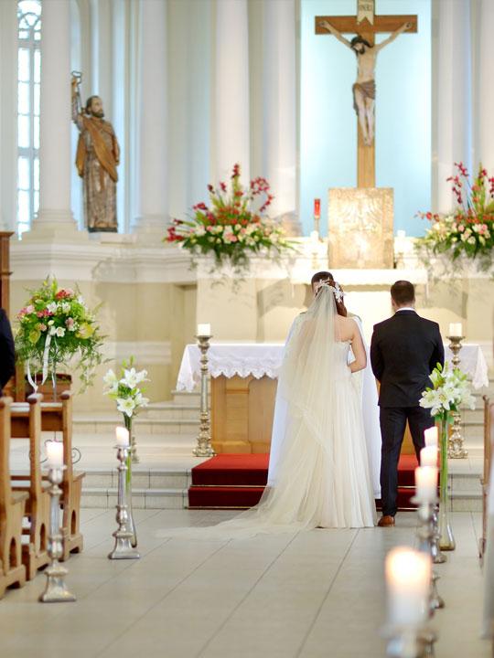 Trauung  standesamtliche kirchliche und freie Trauung in