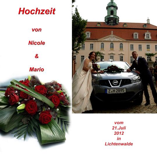 Hochzeitsservice Evelyn Dittrich