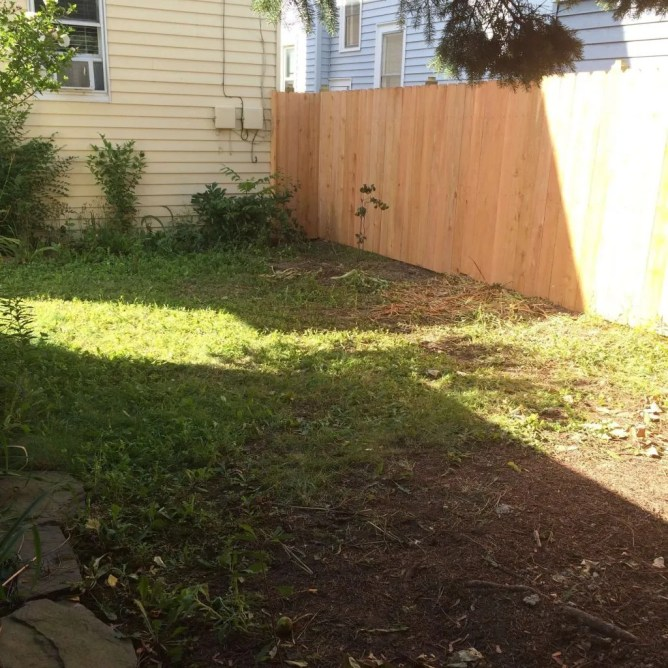 Backyard Garden Bed Makeover