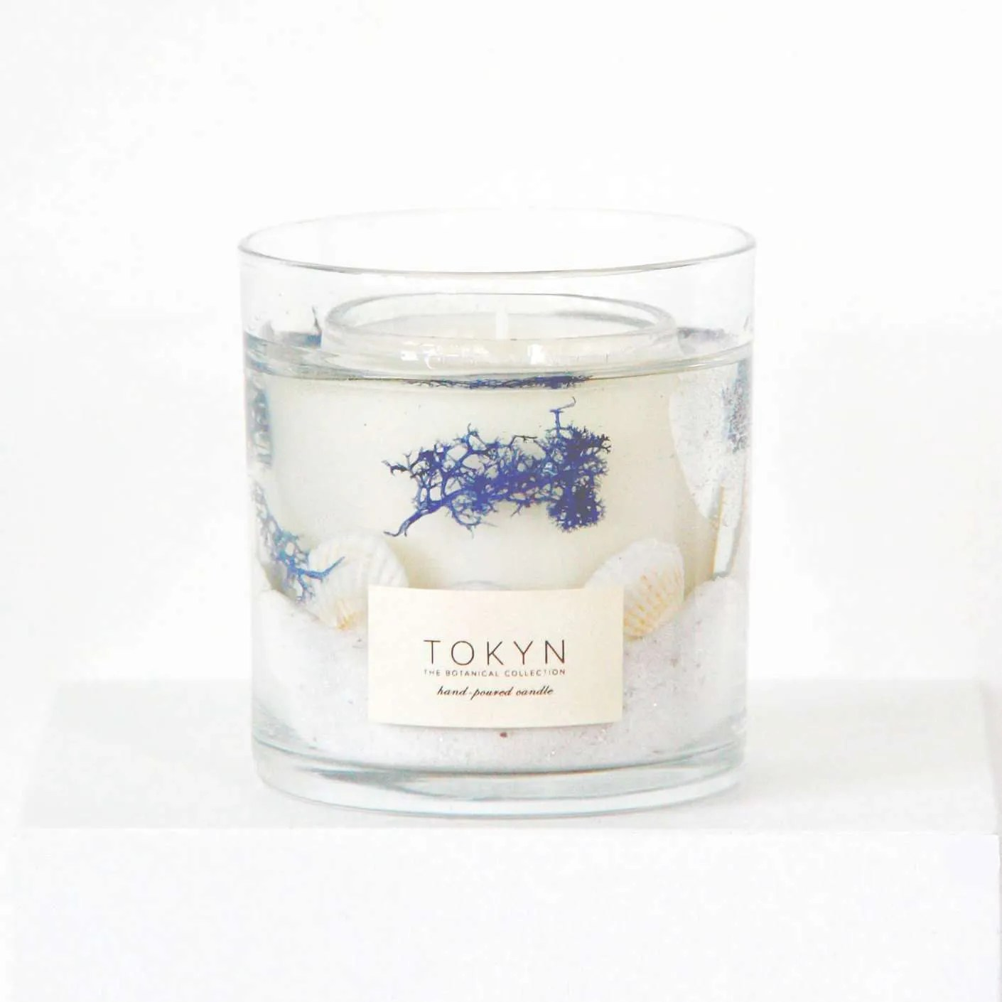 Scented candle on etsy