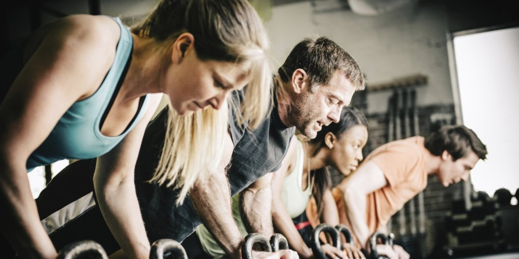 Exercise with CBD - Blog Header