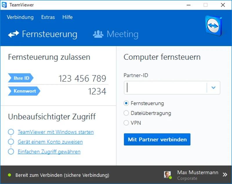 TeamViewer bringt Sicherheits-Update   heise online