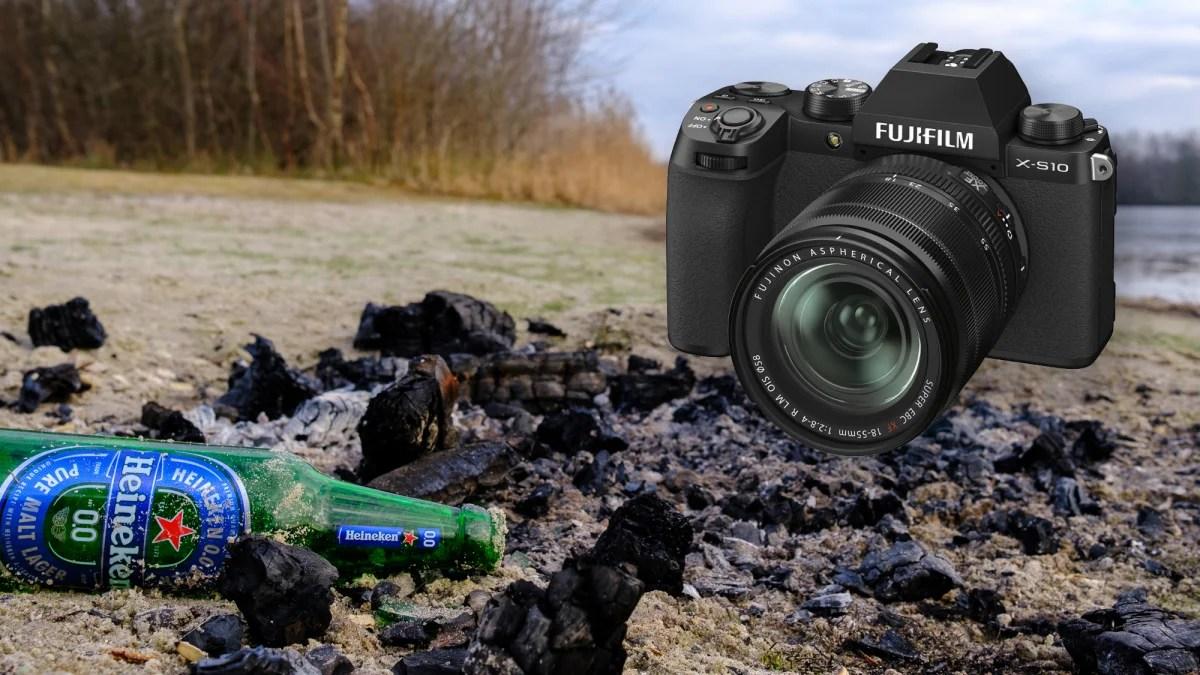 Tech :  Fujifilm X-S10 dans le test: appareil photo de milieu de gamme sans miroir avec un haut de gamme  , avis