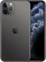 The Apple iPhone is the 11-Pro-64GB-space gray