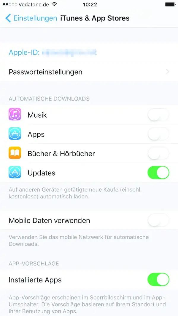 Apple-ID: FAQ zum Erstellen, Wechseln und Löschen des