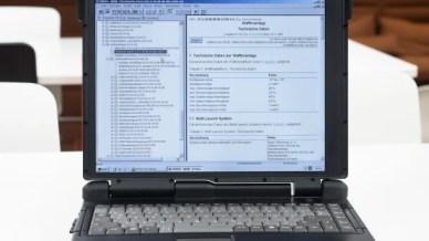 Bundeswehr: Pläne für Flugabwehrsystem auf Gebrauchtrechner von eBay