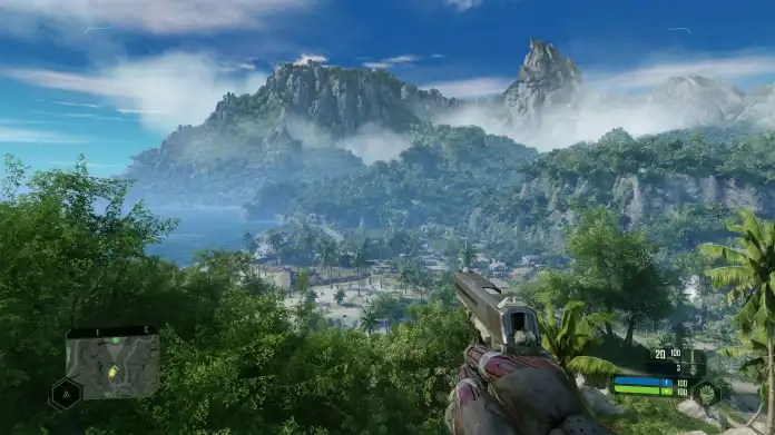 """""""Crysis Remastered"""" alluded to: Everything was better in the past"""