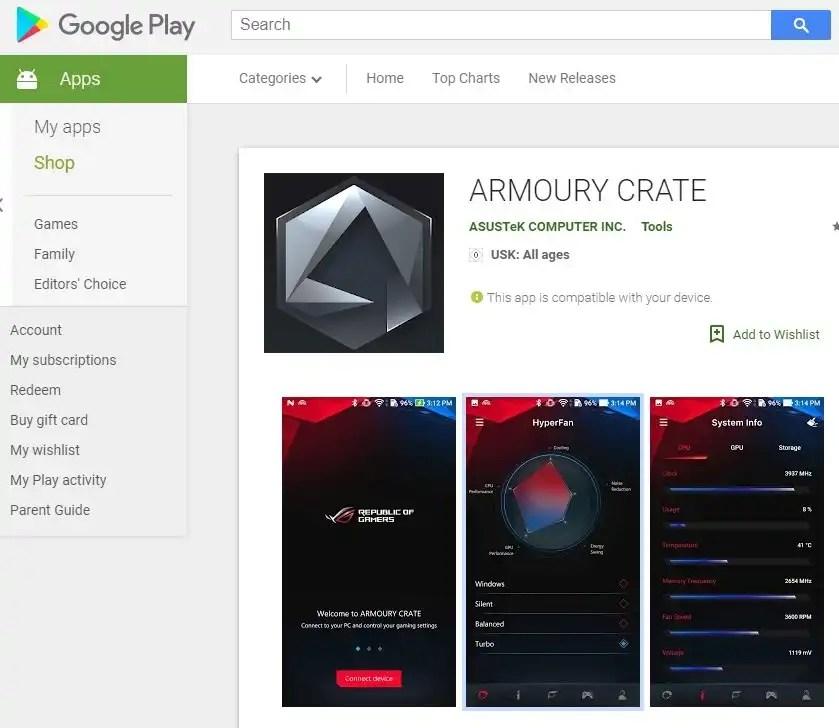 Armoury Crate Download - Maison design d'intérieur et idées