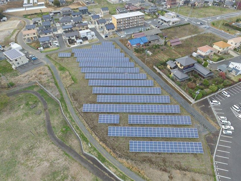 旭町太陽光発電所2