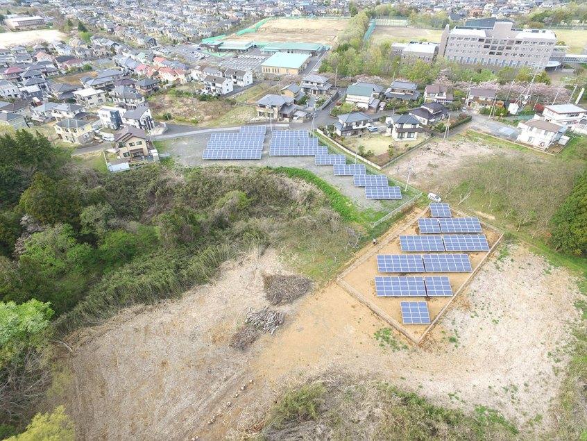 東田中太陽光発電所4