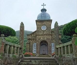 頭ケ島教会堂