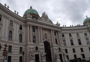 ハプスブルク家の王宮