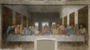 レオナルド・ダ・ヴィンチ『最後の晩餐』