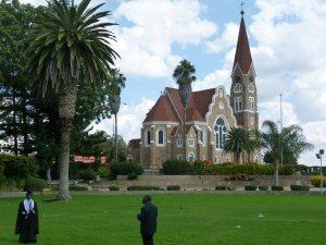 ウインドホックのクリストゥス教会