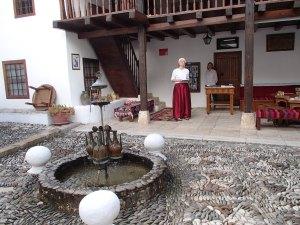 トルコ人の家