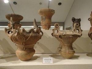 釈迦堂遺跡の縄文土器