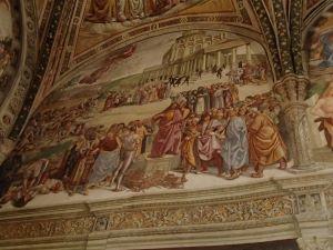 シニョレッリの壁画
