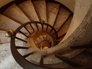 ベルニーニのらせん階段