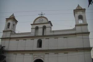 コパン・ルイナスの教会