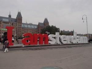アムステルダム市街