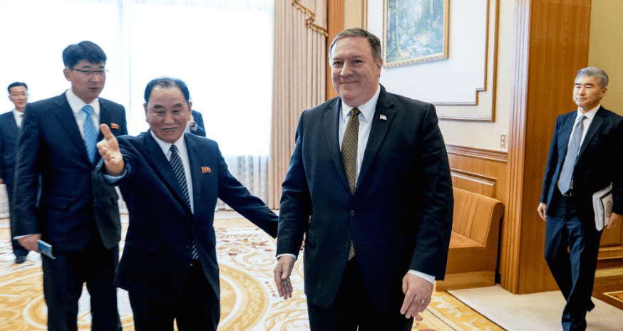 'I Slept Just Fine': 'Gangster' Mike Pompeo Accidentally Irritates North Korea During Absurd Exchange About Sleep Quality